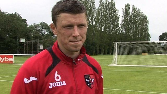 Danny Coles BBC Sport Exeter City39s Danny Coles feared he may not