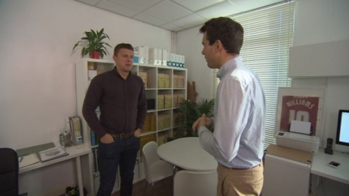 Danny Coles A sneak peak at the life of a football agent West Country ITV News