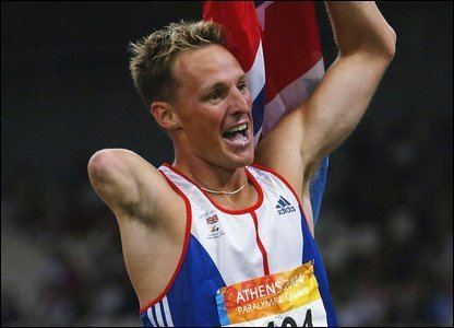 Danny Crates BBC SPORT Other sport Disability Sport Danny Crates