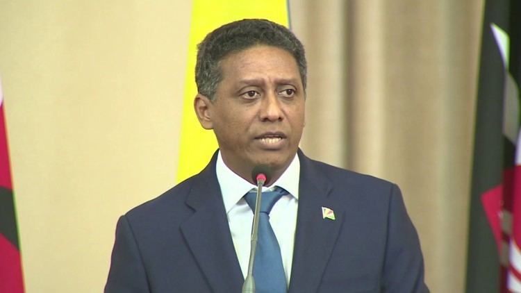 Danny Faure SEYCHELLES PRESIDENT HE DANNY FAURE STATE VISIT YouTube