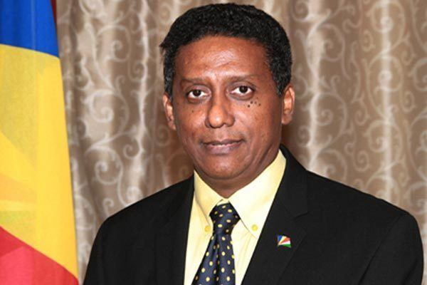 Danny Faure Ugandanborn becomes Seychelles president Daily Monitor