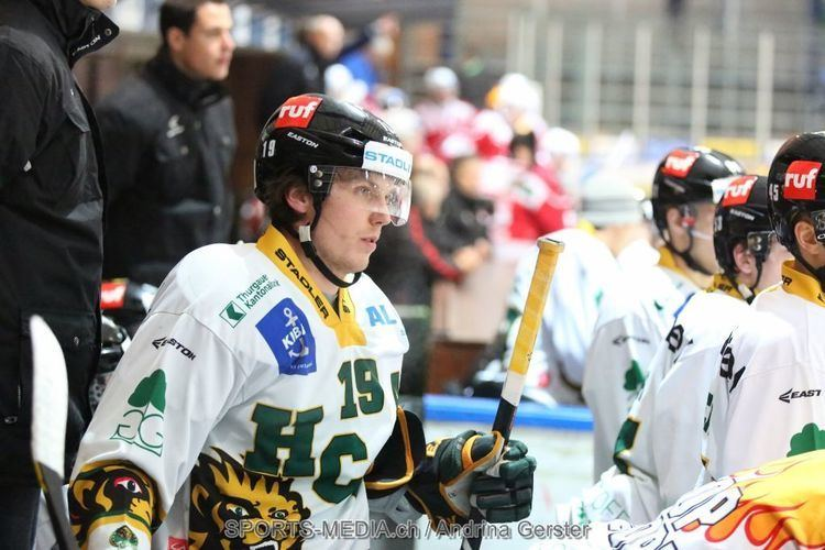 Danny Irmen sportfanch Danny Irmen weiterhin beim HC Thurgau