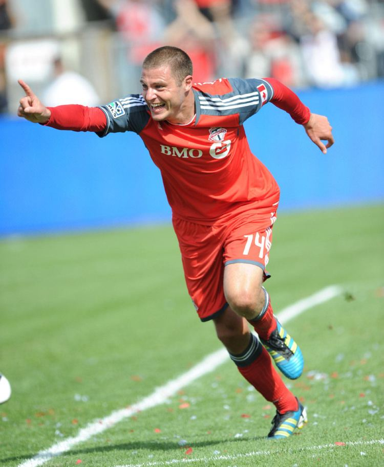 Danny Koevermans TFC training camp report Postcard from camp by striker