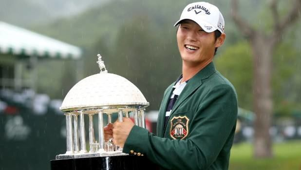 Danny Lee (golfer) Danny Lee joins New Zealand golf greats with maiden PGA