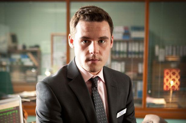 Danny Miller (actor) Stockport Scott and Bailey TV star fears for his life as