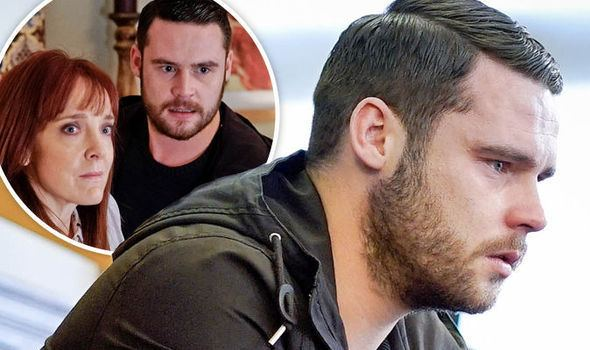 Danny Miller (radio producer) Emmerdales Danny Miller admits everybody panics about new