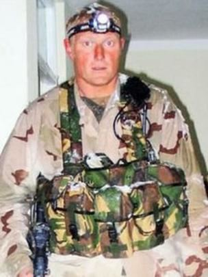 Danny Nightingale SAS gun appeal Danny Nightingale conviction overturned