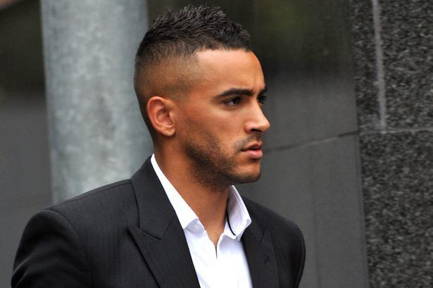Danny Simpson Danny Simpson former Manchester United player spared