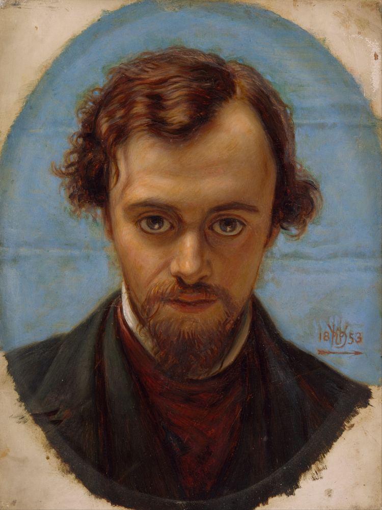 Dante Gabriel Rossetti httpsuploadwikimediaorgwikipediacommons88