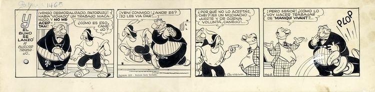 Dante Quinterno Patoruz Dante Quinterno 1938 in Giuseppe Scapigliati s
