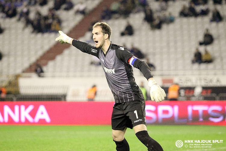 Dante Stipica Dante Stipica HNK Hajduk Split