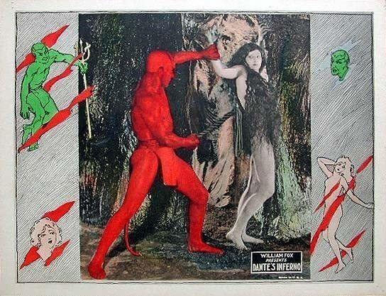 Dantes Inferno (1924 film) Dantes Inferno (1924 film)