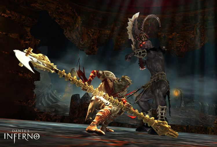 Dante S Inferno Video Game Alchetron The Free Social