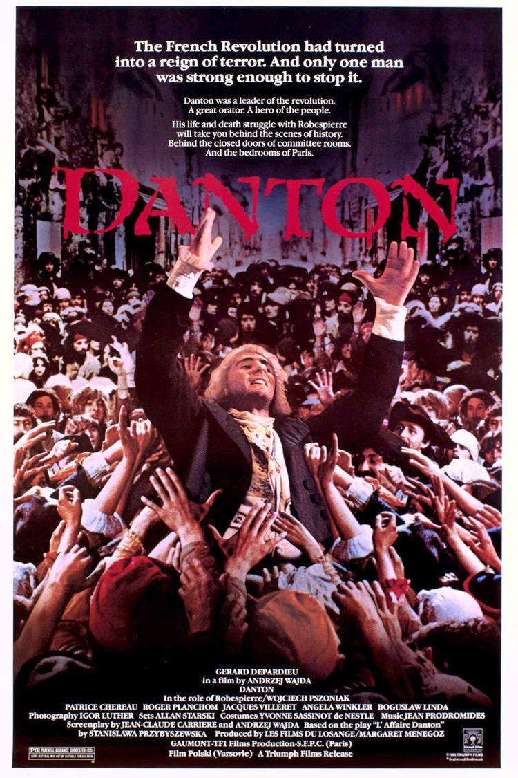 Danton (1983 film) wwwgstaticcomtvthumbmovieposters7808p7808p