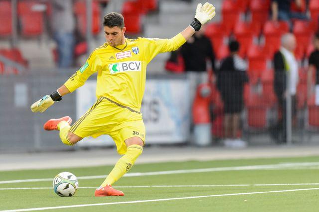 Dany da Silva Football Dany Da Silva passe du LS Yverdon News Sports Sport