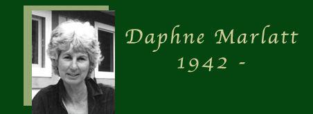 Daphne Marlatt Daphne Marlatt