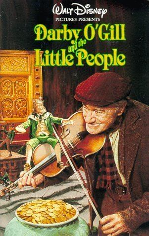 Darby O'Gill and the Little People Darby OGill and the Little People 1959