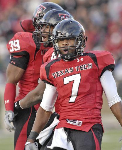 Darcel McBath Crabtree McBath make Red Raider history in NFL draft