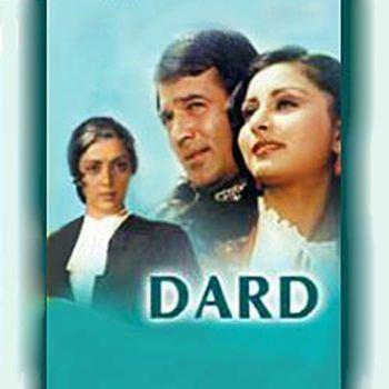 Dard 1981 Khayyam Listen to Dard songsmusic online