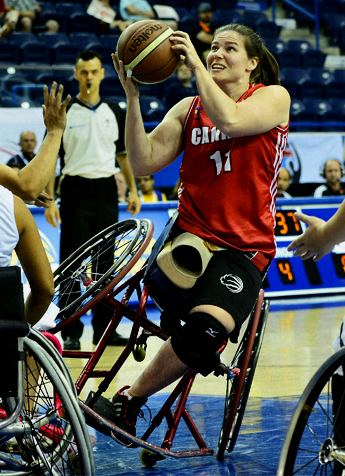 Darda Sales Darda Sales Wheelchair Basketball Canada