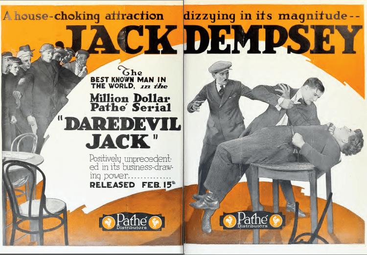 Daredevil Jack FileJack Dempsey in Daredevil Jack by W S Van Dyke 3 Film Daily