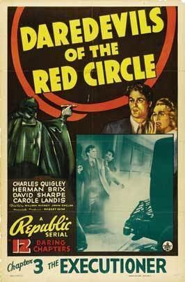 Daredevils of the Red Circle imgmoviepostershopcomdaredevilsoftheredcirc