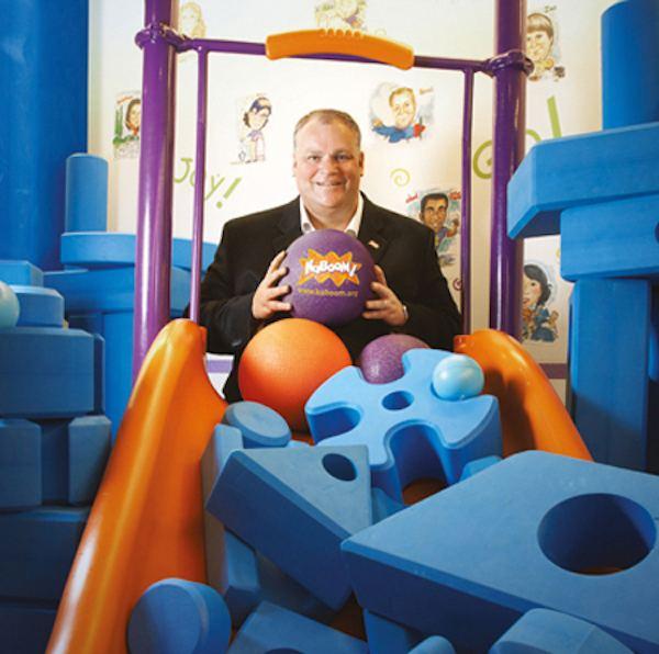 Darell Hammond Darell Hammond Founder of KaBOOM Playgrounds Taylor