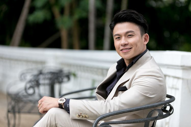 Daren Tan From the singing stage to the small screen The