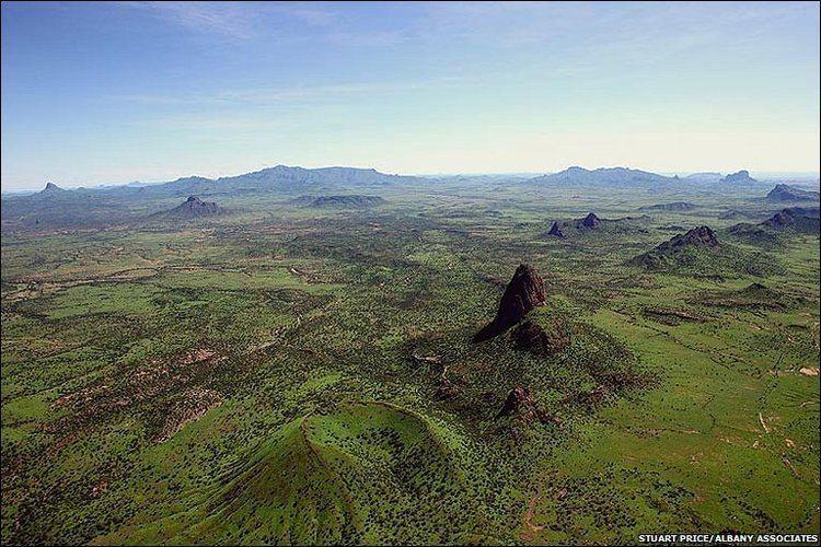 Darfur Beautiful Landscapes of Darfur