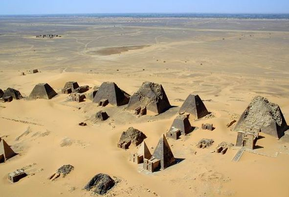 Darfur in the past, History of Darfur