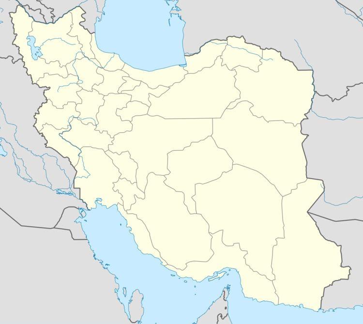 Dari, Iran