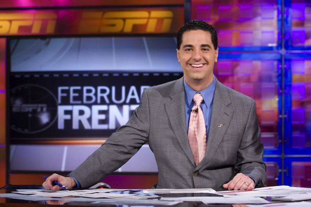 Dari Nowkhah I Follow Dari Nowkhah ESPN Front Row