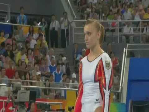 Daria Bijak Daria Bijak 2008 Olympic Games Qualifications BB BIG CRASH