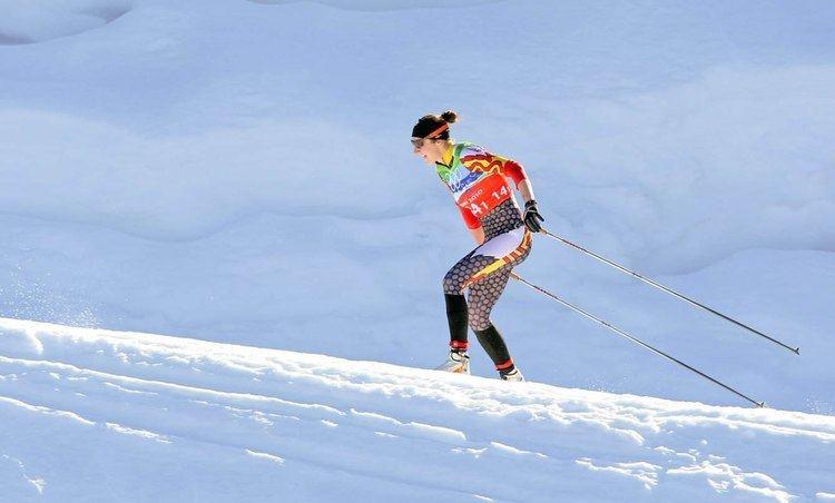Daria Gaiazova Daria Gaiazova Official Canadian Olympic Team Website
