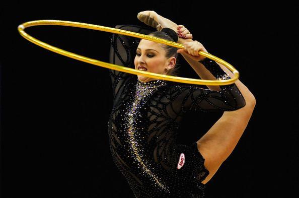 Daria Kondakova Daria Kondakova Photos FIG Rhythmic Gymnastics Olympic