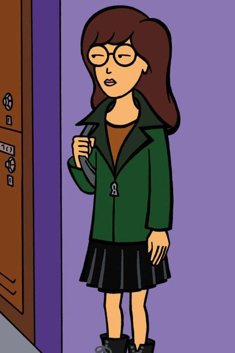 Daria Morgendorffer What Would Be Doing Now