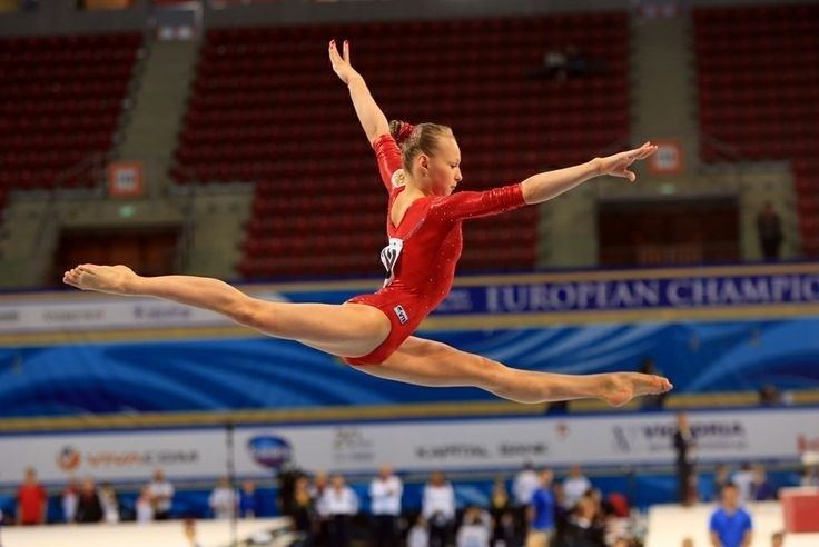Daria Spiridonova Gymnast of the Week Daria Spiridonova FloGymnastics
