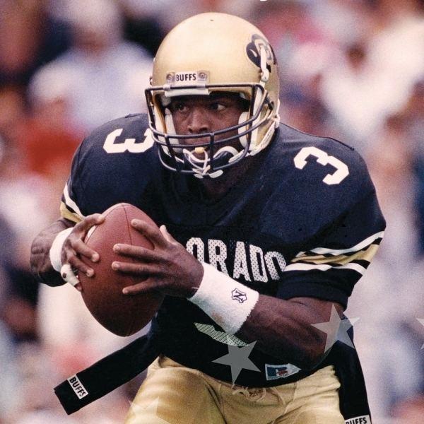 Darian Hagan Darian Hagan Colorado Sports Hall of Fame