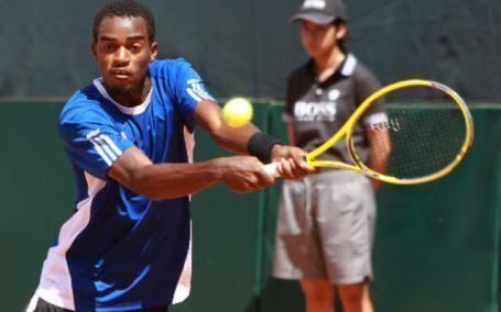 Darian King The Bajan Reporter Barbados Tennis Ace Aims At Wimbledon