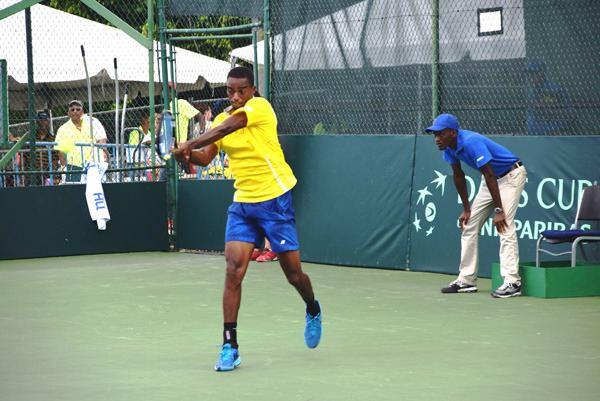 Darian King ITF Tennis Pro Circuit Player Profile KING Darian BAR