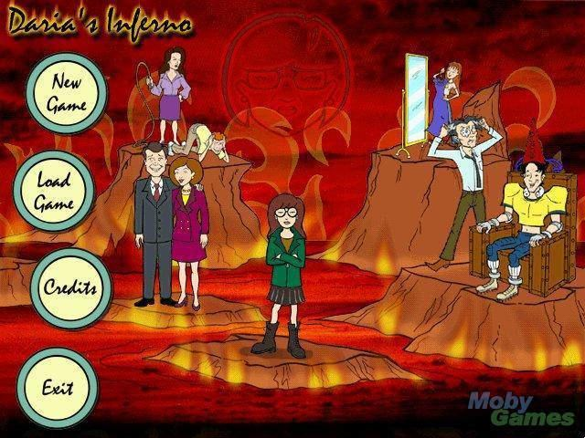 Daria's Inferno Download Daria39s Inferno Mac My Abandonware