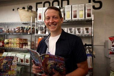 Darin Henry From Seinfeld to Disney to comics The work of Darin Henry