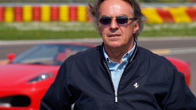 Dario Benuzzi Dario Benuzzi ovjek koji je vozio sve Ferrarije Autostarthr