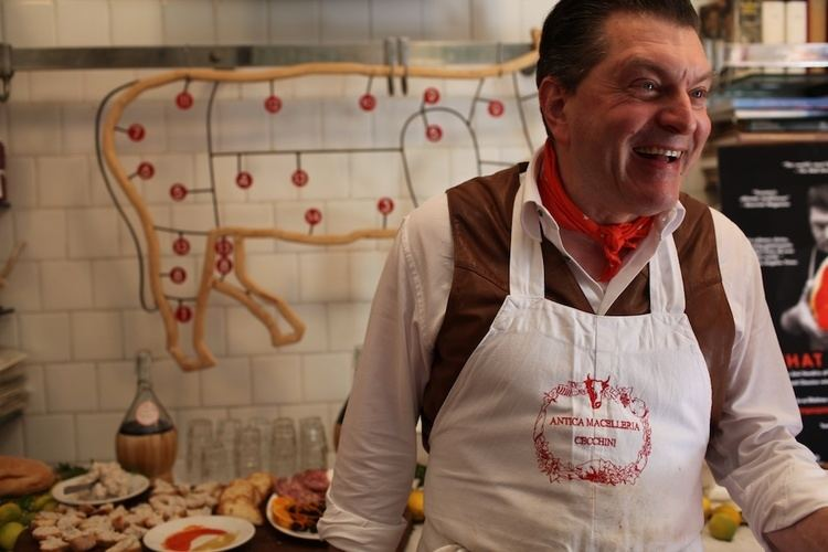 Dario Cecchini The Butcher A Continuous Lean