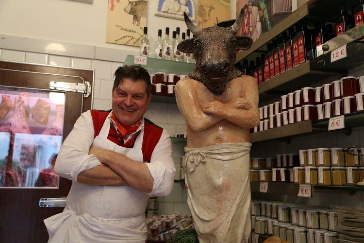 Dario Cecchini Dario Cecchini39s Italy Chef Sally Jane