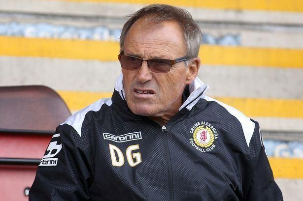Dario Gradi FA suspends Crewe Alexandras Dario Gradi Crewe Chronicle