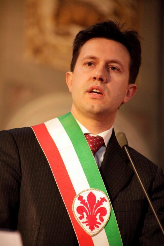 Dario Nardella Il sindaco di Firenze Dario Nardella al Caff de La