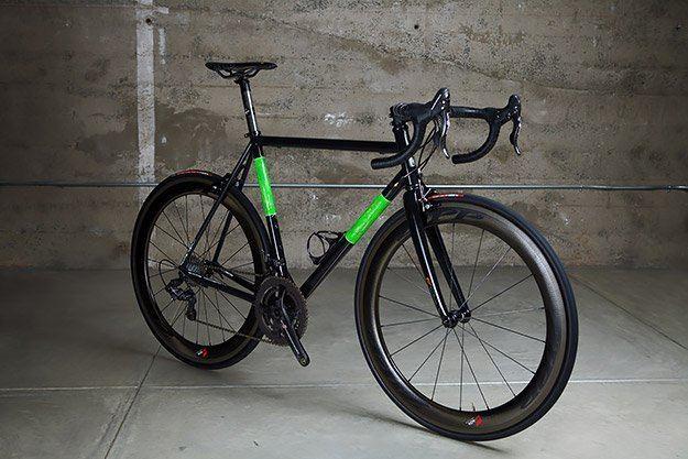 Dario Pegoretti Green Stucco Pegoretti Responsorium Cycle EXIF