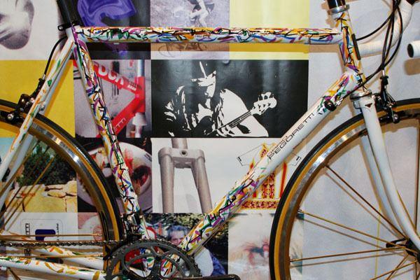 Dario Pegoretti Interbike Twowheeled Art No Really WIRED