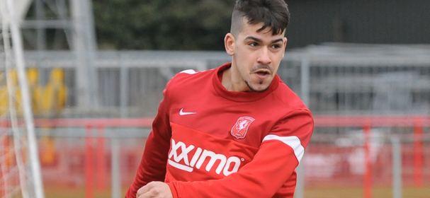 Dario Tanda Dario Tanda FC Twente Spelersprofiel